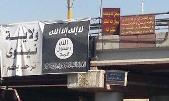 Egipto feministės išmatomis ir mėnesinių krauju išniekino džihadistų vėliavą