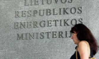 Kandidatai į energetikos ministrus – kitą savaitę