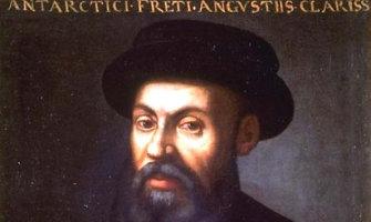 Lapkričio 28-oji: 1520-aisiais jūrininkas Ferdinandas Magellanas pasiekė Ramųjį vandenyną