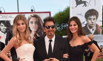 71-asis Venecijos kino festivalis. Ketvirtoji Alo Pacino diena: festivalyje yra vietos senukams
