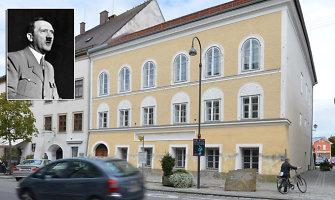 Austrijos valdžia grasina nusavinti Hitlerio vaikystės namą, kad nevirstų garbintojų šventove