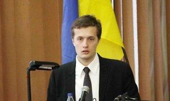 Donbase už Ukrainos laisvę kovoja Petro Porošenkos ir kitų aukštų šalies politikų atžalos