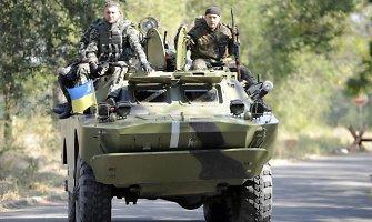 Rengiamas antrasis aukcionas Ukrainos kariams paremti