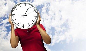 Vasaros ir žiemos laiko kaitaliojimo grėsmė – infarktas pirmadienį