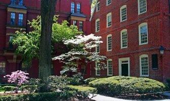 Šimtai Harvardo studentų sulaukė grasinimų nušauti