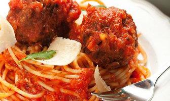 Ji24.lt vakarienės pasiūlymas – 5 patiekalai su makaronais