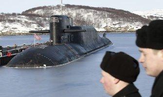 Ką Lietuva darytų savo vandenyse pastebėjusi Rusijos povandeninį laivą?
