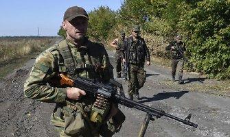 """Rusija užblokavo JT Saugumo Tarybos pranešimą dėl neteisėtų """"rinkimų"""" Rytų Ukrainoje"""