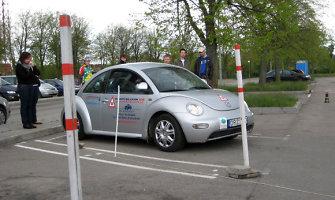 Susidūrus su besimokančiu vairuoti dažniausiai kaltas lieka vairuotojas