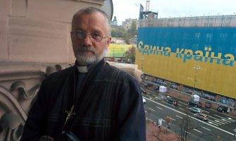 Prorusiškų teroristų Luhanske žiauriai kankintas ir badu marintas dvasininkas turi žinią Lietuvai