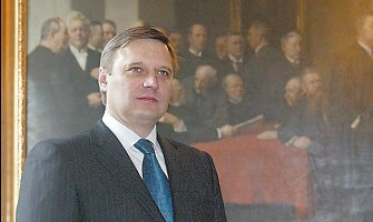 Michailas Kasjanovas: Rusijos laukia didelė infliacija ir ekonomikos krachas