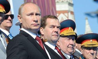 Rusijos agresija Ukrainoje: o kas toliau?