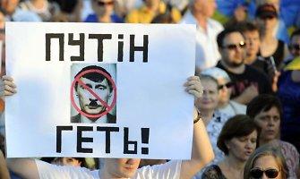 Rusijos sociologas: Įmanoma, kad Vladimirą Putiną pakeis liberalas
