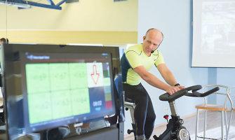 Kaune pristatyta treneriams skirta fizinio krūvio valdymo sistema