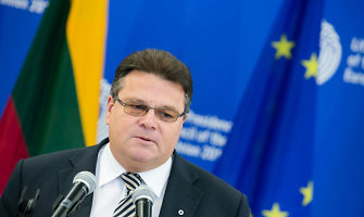 Lithuanian ForMin recommends against trips to Crimea