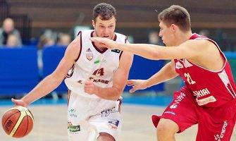 """Noah Dahlmanas: """"Lietuvoje žaidžiamas ne jėga, o protu paremtas krepšinis"""""""