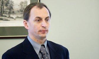 Buvęs Viešųjų pirkimų tarnybos vadovas Žydrūnas Plytnikas planuoja kandidatuoti į Seimą