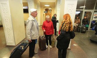 Iš Egipto grįžę lietuviai: pasijutome įkaitais, gerai, kad kupranugariais neteko namo keliauti