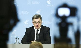 Perkūnas už 3 mln. Lt: kodėl tiek kainavo premjerą sukrėtęs reformos planas?