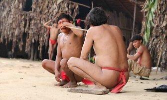 Lietuvis Amazonės džiunglėse. 3. Ką nuvežti dovanų atokiai Amazonės genčiai?