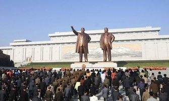 Greitai rusai į Šiaurės Korėją galės vykti be vizų?