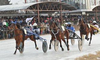 Dopingo kontrolės neišvengia ir žirgai
