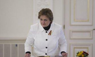 Loreta Graužinienė: įstatymus taisyti reikėjo po pirmųjų kelionių organizatorių žlugimo