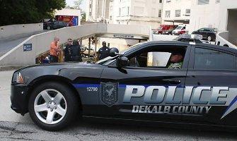 Floridoje nušautas policijos pareigūnas