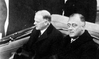 Antrojo pasaulinio karo vadų automobiliai: 4. Franklinas Rooseveltas mėgo vairuoti pats