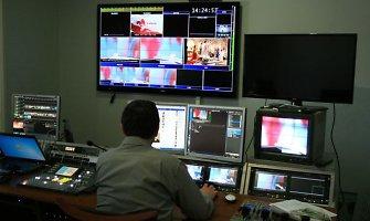 """""""Viasat"""" pasiruošusi stabdyti rusiškų kanalų retransliacijas"""