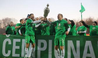 Prieš Lietuvos futbolo A lygos sezoną – permainos