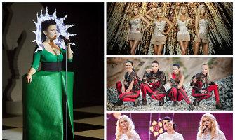 Lietuvos popscenos divų įvaizdis: stilistams ne viskas gražu – pigu, blizgu, slaviška. O jums?