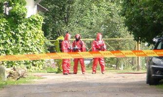 Vilniaus Žvėryno rajone buvo uždaryta gatvė, ugniagesiai tyrė radiacijos pavojų