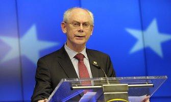 Ultimatumas: ES Rusijai duoda savaitę