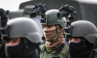 """""""The New York Times"""" papasakojo apie Lietuvos greitojo reagavimo pajėgas"""