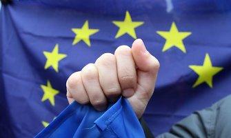 ES ketina papildyti asmenų, kuriems taikomos sankcijos dėl konflikto Ukrainoje, sąrašą