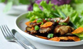 Ji24.lt pasiūlymas – mėsos, žuvies ir daržovių kepsneliai