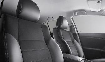 """Panevėžio vagis apėmė psichozė dėl """"Toyota Avensis Verso"""" – plėšiamos galinės sėdynės"""