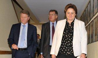 Valdantiesiems nepavyko susitarti dėl PVM lengvatos šildymui naikinimo