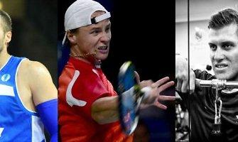 15min.lt mėnesio sportininko rinkimai: Valdas Vasylius, Ričardas Berankis ar Rokas Milevičius?