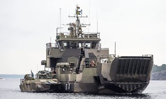 Švedija gavo naujos informacijos apie pastebėtą užsienio povandeninę veiklą