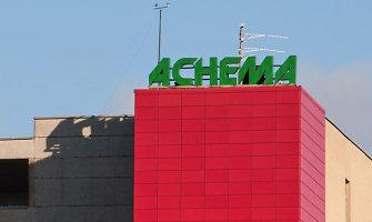 """""""Achema"""" už SGD terminalą Lietuvai yra skolinga 40,7 mln. litų"""