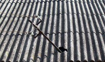 Didžiausias Utenos rajone gyvenančios šeimynos rūpestis – stogas