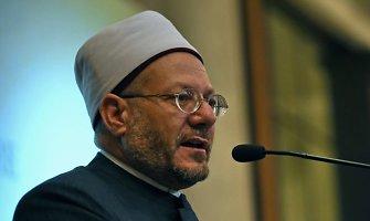 "Egipto dvasininkas: grupė ""Islamo valstybė"" nėra nei valstybė, nei įteisinta islamo"
