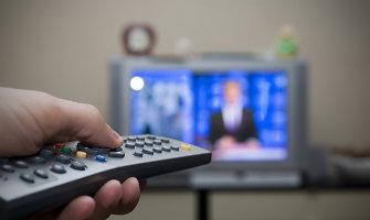 Siūloma griežčiau kontroliuoti retransliuojamų programų turinį