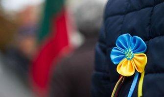 Ukrainietė apie lietuvių paramą: svarbu žinoti, kad mes – ne vieni