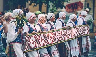 Tyrimas: Dainų šventėje šiemet dalyvavo kas septintas lietuvis