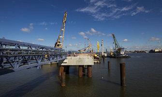 Suskystintų dujų terminalas smarkiai apribos Rusijos įtaką Baltijos valstybėse