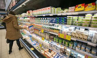 Gyventojams rečiau perkant rusiškų prekių, prekybininkai sumažino jų asortimentą