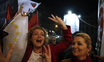 Atėnai prieš Berlyną: kova ne dėl pinigų, o dėl demokratijos